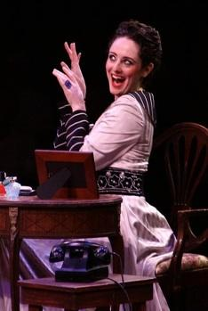 "Colleen Gallagher in ""Kiss Me, Kate"""