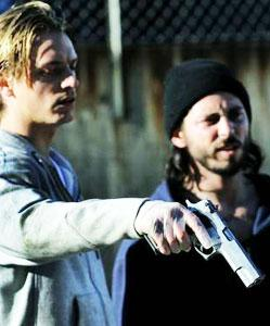 Tools of the Trade: Joel Kinnaman and Matias Padin Varela star in 'Easy Money'