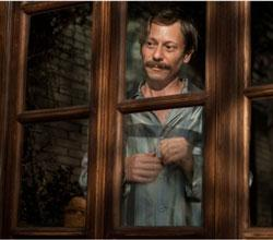"Mathieu Amalric in ""Chicken with Plums"""