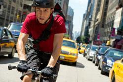 """Joseph Gordon-Levitt in """"Premium Rush"""""""