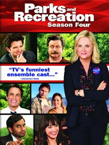 Parks And Recreation - Season Four