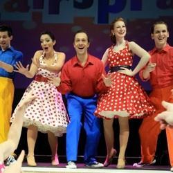 The cast of 'Broadway Celebration'