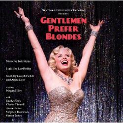 Gentlemen Prefer Blondes - Encores' Cast Recording