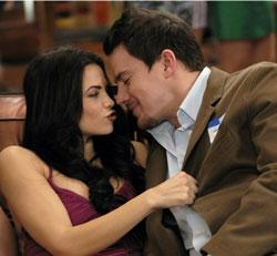 Jenna Duwan-Tatum and Channing Tatum