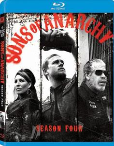 Sons of Anarchy: Season Four