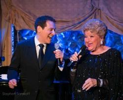Michael Feinstein and Marilyn Maye open the season at Feinstein's