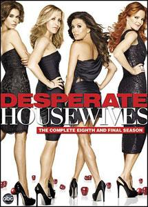 Desperate Housewives - The Complete Eighth And Final Season