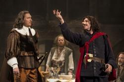 Patrick Page and Douglas Hodge