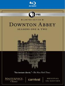 Downton Abbey - Seasons 1 & 2