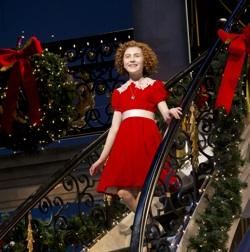 Lilla Crawford in 'Annie'