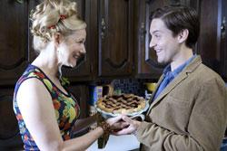 Laura Linney and Tobey Maguire