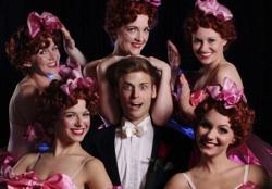 Sam Beasley plays Bobby Child in 'Crazy for You'