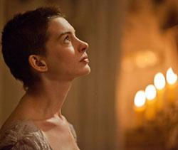 "Anne Hathaway in ""Les Misérables"""