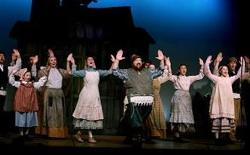 The cast of 'Fiddler' at PPAC