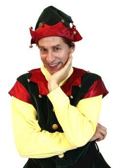 David Josef Hansen as Crumpet