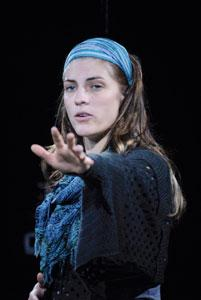 Georgia Lyman stars in 'Chesapeake,' continuing through Dec. 16 at the New Repertory Theatre