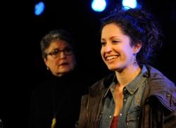 Trinity Rep resident acting company member Anne Scurria stars as Zelda, a leading expert in the field of evolutionary biology, and Brown/Trinity MFA actress Barrie Kreinik ('13) as graduate student Rachel, an equally brilliant woman on the verge of releasing her own groundbreaking theory in Sarah Treem's 'The How and the Why'