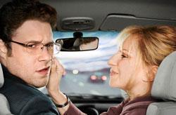 "Seth Rogen and Barbra Streisand in ""The Guilt Trip"""