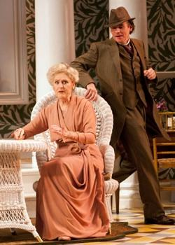 Kandis Chappell as Mrs. Higgins and Robert Sean Leonard as Henry Higgins