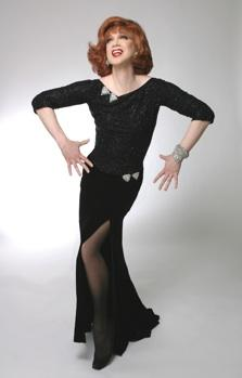 The inimitable Charles Busch