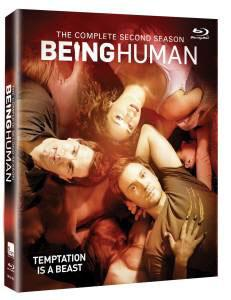 Being Human - The Complete Second Season
