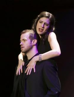 Sarah Elizabeth Smith and Alex Organ