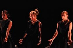 Parsons dancer Katarzyna Skarpetowska's 'Black Flowers'