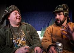 """Mark """"Monk"""" Schane-Lydon and Todd Hamilton fall in love in 'They Fell'"""