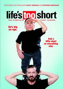 Life's Too Short - The Complete First Season