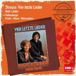 Electrola Collection: Vier Letzte Lieder Orchesterlieder