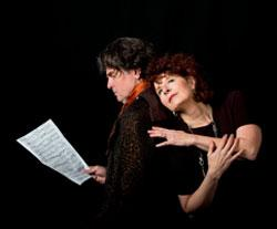 James Andreassi and Paula Plum star in '33 Variations,' playing through Feb. 2 at the Lyric Stage
