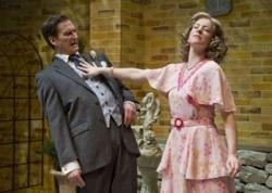 Aaron Lamb and Marianna de Fazio  in Jeeves in Bloom