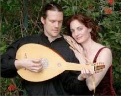 Sylvia Rhyne, soprano, and Eric Redlinger, tenor and lute