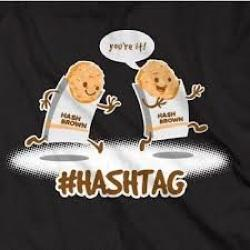 #Hashtag You're It!