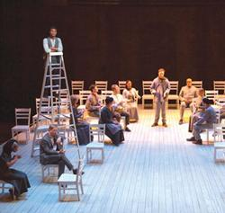 """Our Town"" at Ford's Theatre (Photo by T. Charles Erickson)"