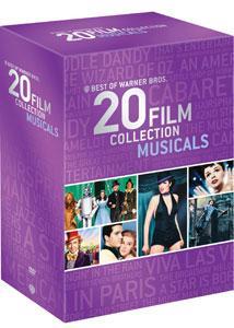 Best of Warner Bros. 20 Film Collection Musicals