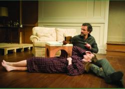 Jeanine Kane (Annie) and Tony Estrella (Henry)