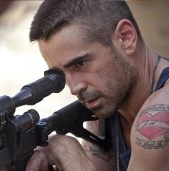 Colin Farrell in 'Dead Man Down""