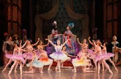 The cast of 'Sleeping Beauty'
