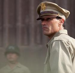"""Matthew Fox in """"Emperor."""""""