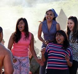 """Scene from """"The Sapphires"""""""