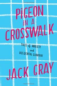 Pigeon in a Crosswalk