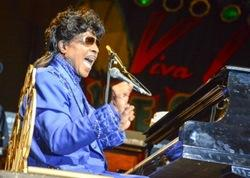 Little Richard rocks Las Vegas
