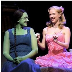 The cast of 'Wicked' at Dallas Summer Musicals