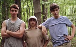A scene from 'The Kings of Summer'