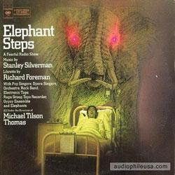 Elephant Steps: A Fearful Radio Show