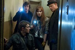 A scene from 'Now You See Me'