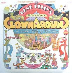 Clownaround: A Funny Kind of Musical