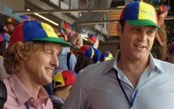 Owen Wilson and Vince Vaughn star in 'The Internship'