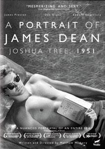 A Portrait Of James Dean -- Joshua Tree, 1951